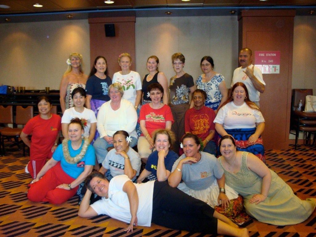 Ho okele Cruise Workshop with Kumu Amy Stillman