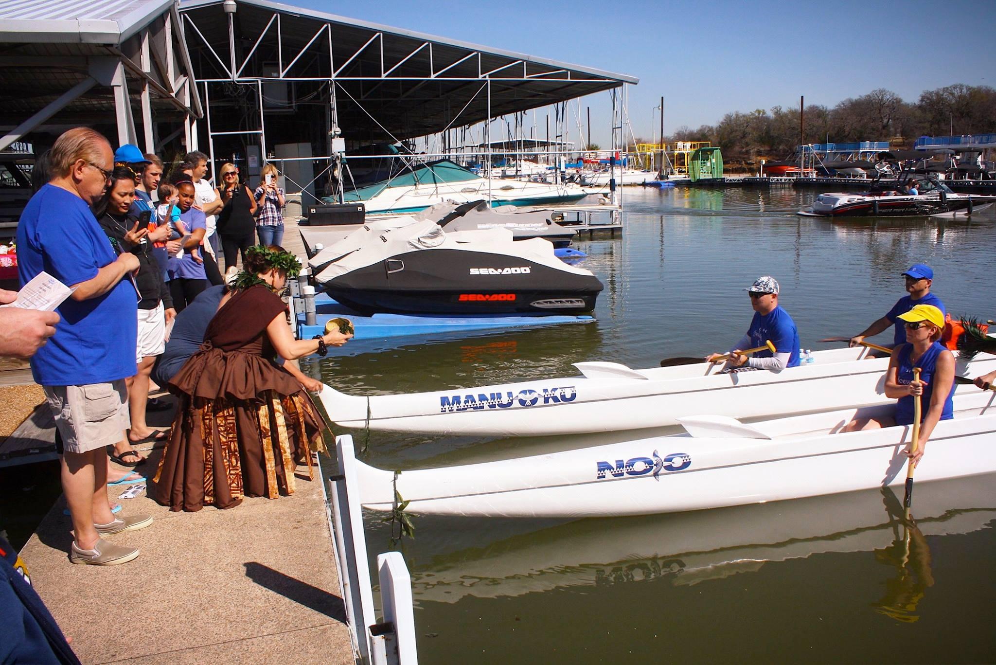 Canoe Blessing
